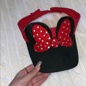 Disney parks Minnie visor